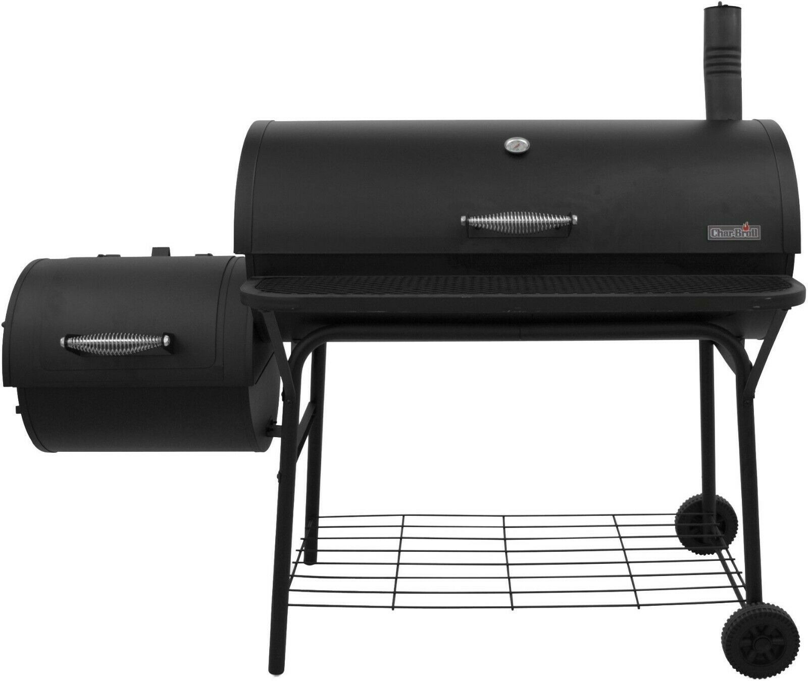 Large Charcoal Grill Outdoor Portable Barbecue Offset Smoker Bbq Camp Grilling Smokers Ideas Of Smokers S Grill Smoker Offset Smoker Large Charcoal Grill