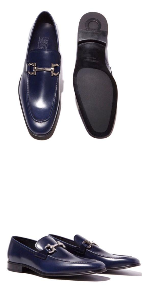 Ferragamo Gancio Bit Loafer Men S Loafers Pinterest Shoes