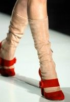 Lusting for these Prada boots...