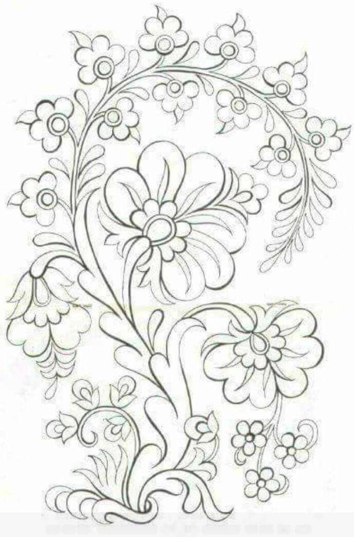 Pin By Carlos Martin On Rachma Coloring Pages Folk Embroidery Embroidery Patterns