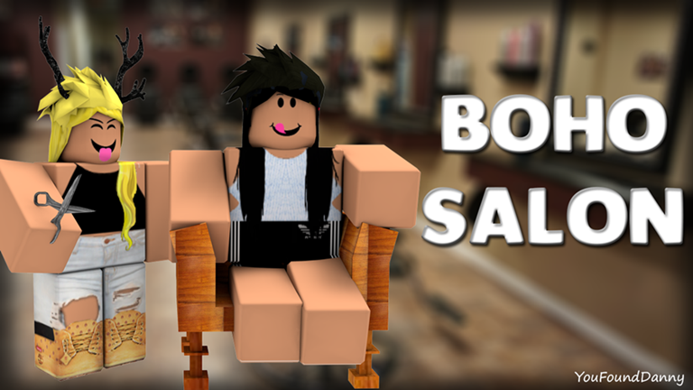Boho Salon V3 Major Contest Update Roblox Salons Lounges