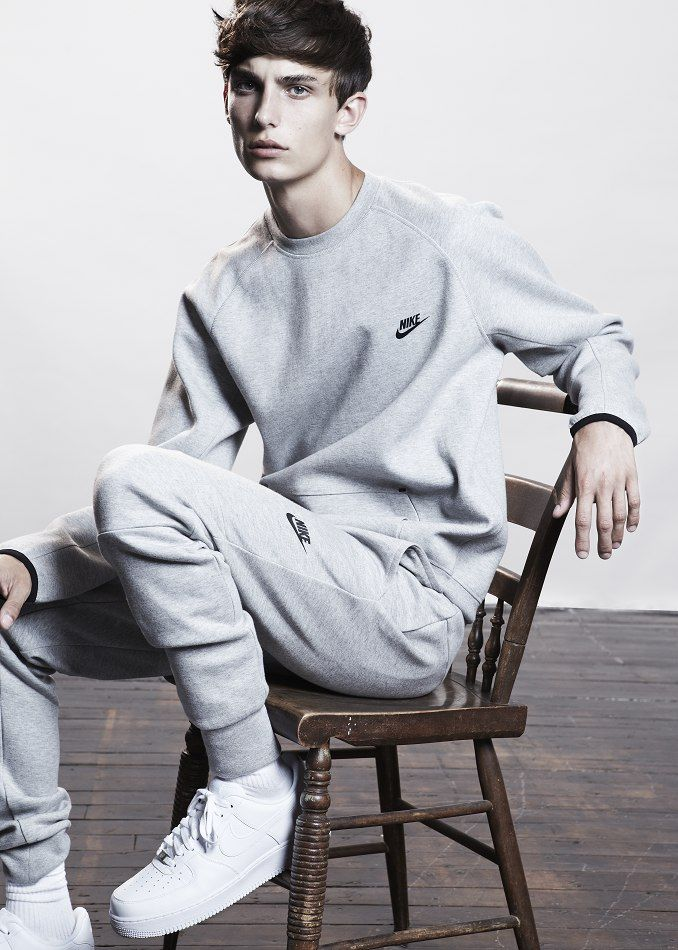 Nike sweatsuit - the best they've ever done!