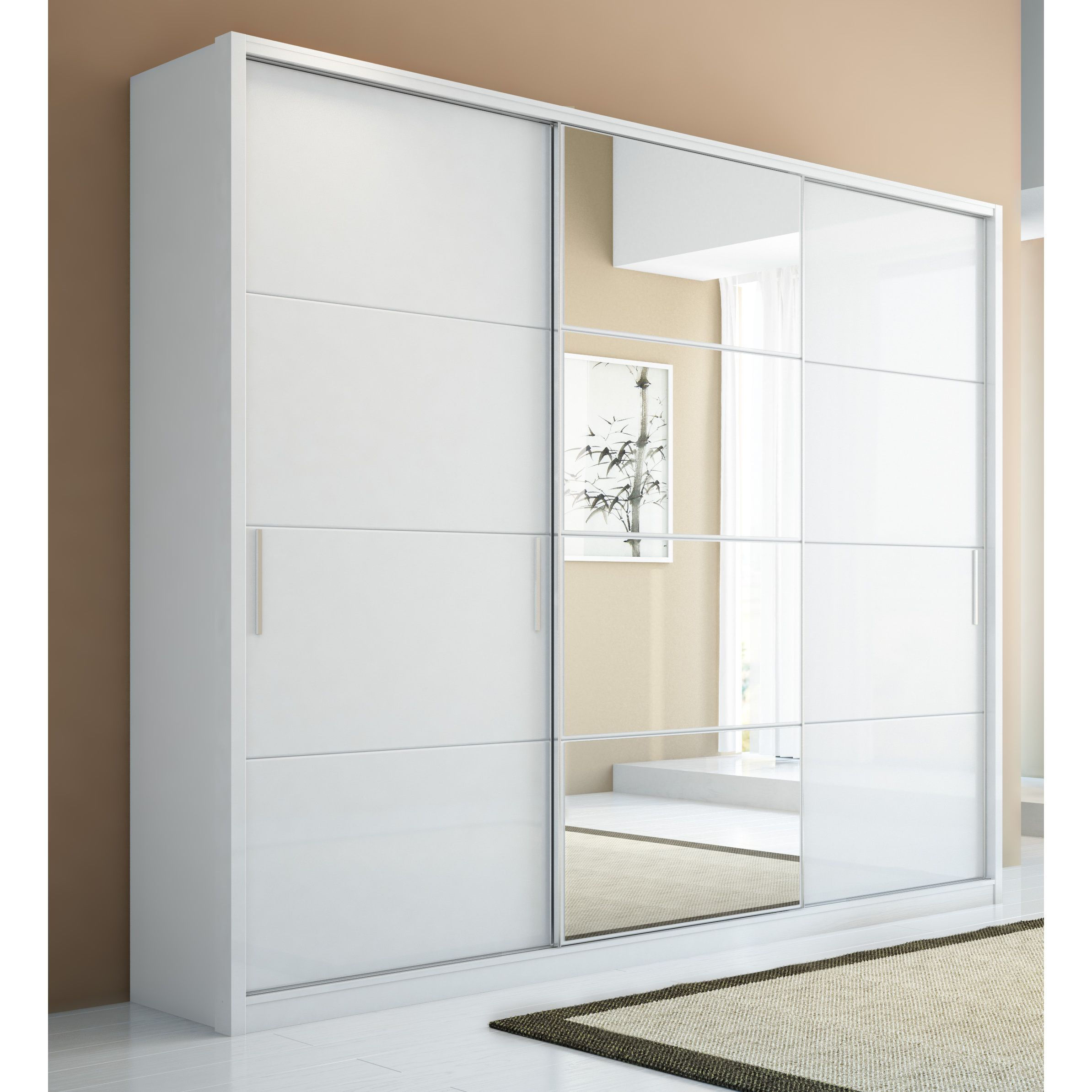 Overstock Com Online Shopping Bedding Furniture Electronics Jewelry Clothing More Sliding Door Wardrobe Designs Wardrobe Door Designs Wardrobe Design