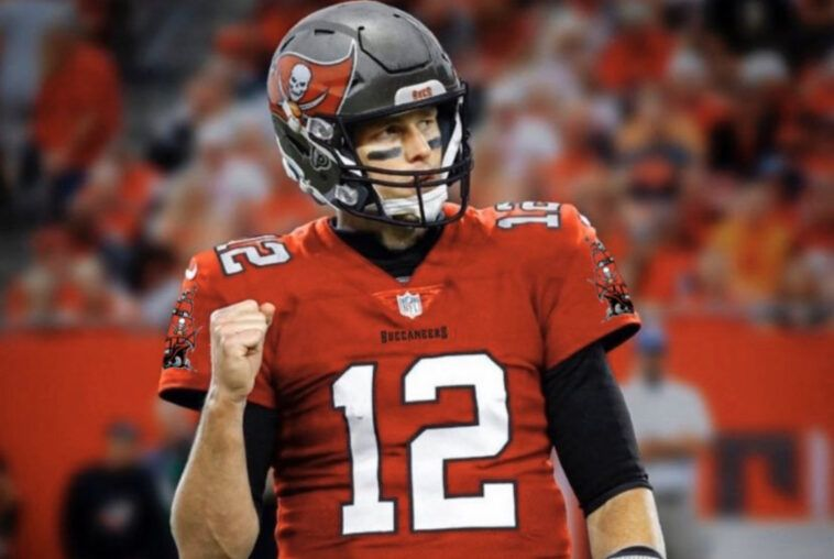 Tom Brady Only Had One Demand Once Joining The Buccaneers In 2020 Buccaneers Buccaneers Football Tom Brady