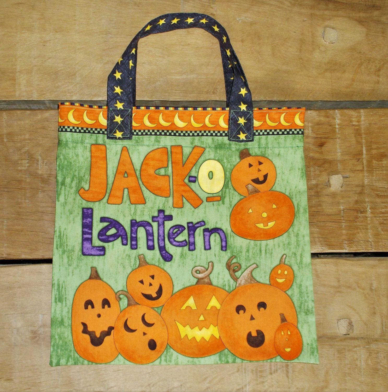 Halloween Treat Bags, Halloween bags, Trick or treat bag