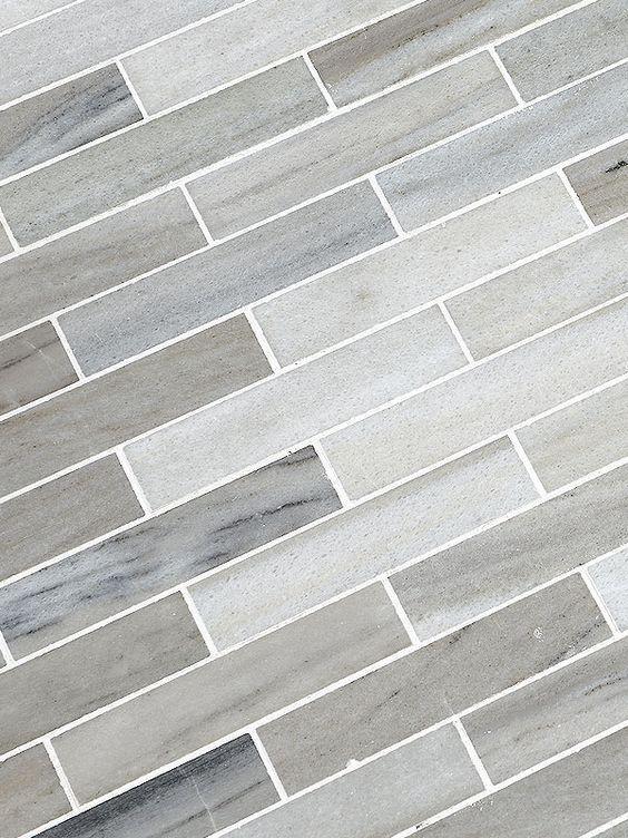 Best Modern White Gray Subway Marble Backsplash Tile Rustic 400 x 300