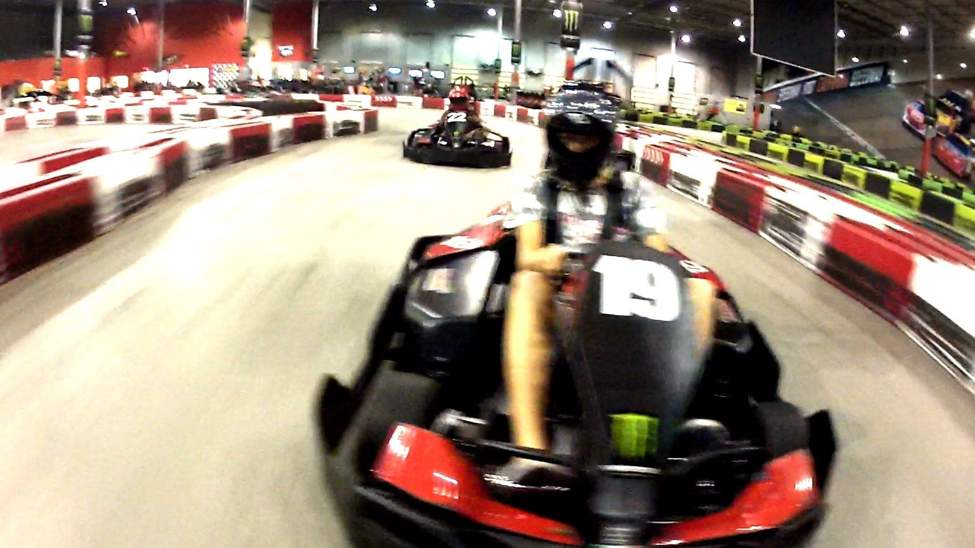 Drift Racing 50mph+ Electric Go Karts | Videos | Pinterest | Kart racing