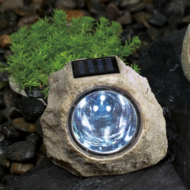 Solar Rock Light - The Range