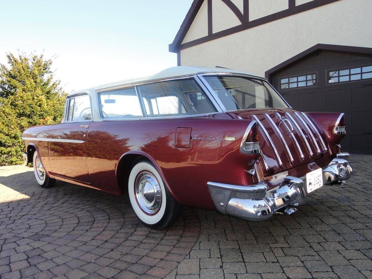 1955 Chevrolet Nomad For Sale 2216995 Hemmings Motor News