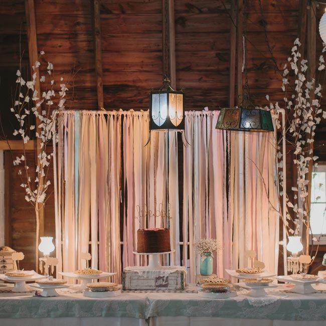 Rustic Barn Wedding Backdrop Ideas: The 25+ Best Rustic Wedding Backdrops Ideas On Pinterest