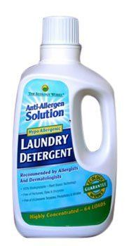 The Ecology Works Anti Allergen Solution Laundry Detergent By The