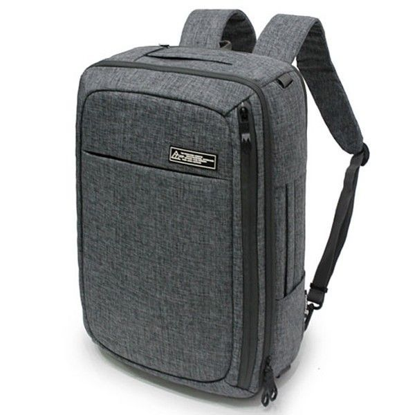3 Way Laptop Bag Mens Backpack for College Toppu 492 - Don't care ...