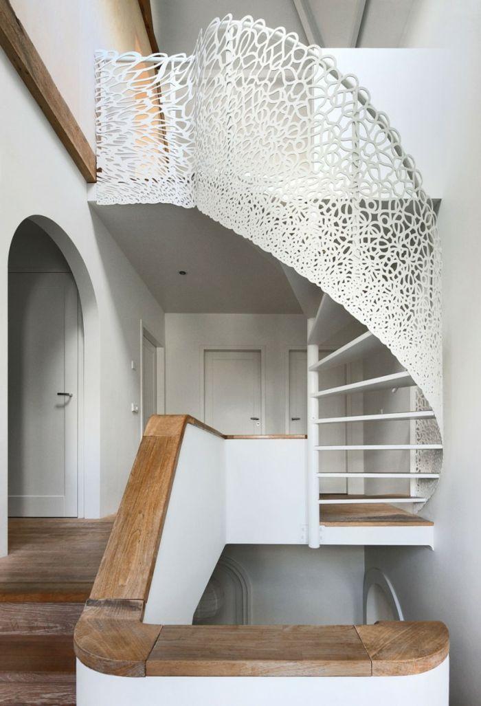 ▷ 1001 + Ideas de originales escaleras de caracol con mucho estilo - Ideas Con Mucho Estilo