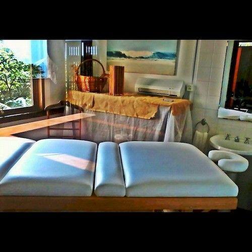 Treatment Room at the TuAkAzA Exclusive Lodge Boutique Hotel, Rio de Janeiro, Brazil