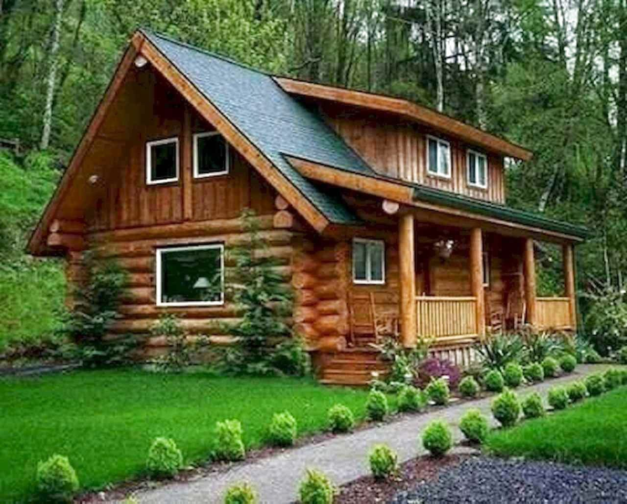 77 Favourite Log Cabin Homes Plans Design Ideas The Expert Beautiful Ideas Log Cabin Rustic Log Cabin Homes Cabin Homes