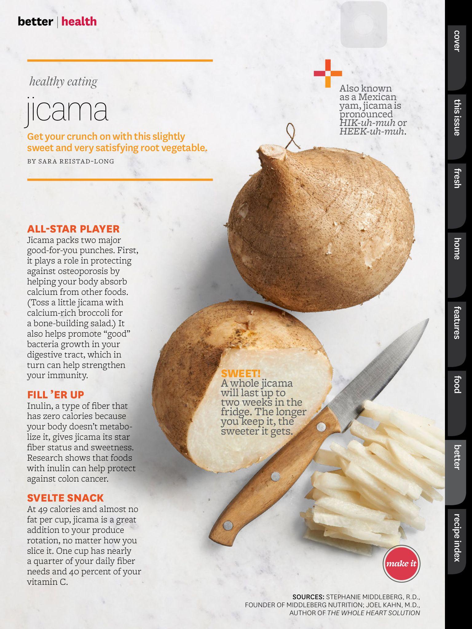 Jicama Or Singkamas