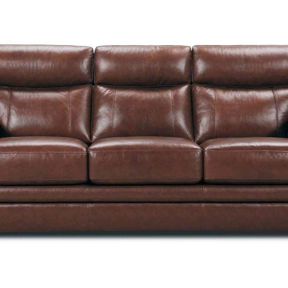 Groovy Victor Premium Leather Sleeper Sofa The Dump America S Onthecornerstone Fun Painted Chair Ideas Images Onthecornerstoneorg