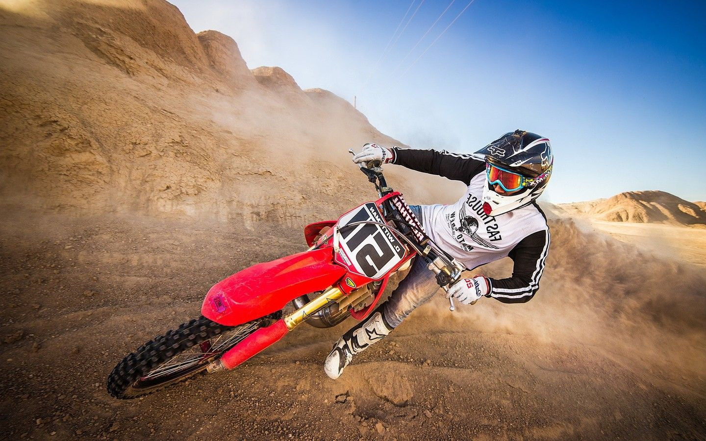 8 Awesome Freestyle Dirt Bike Wallpapers Background For