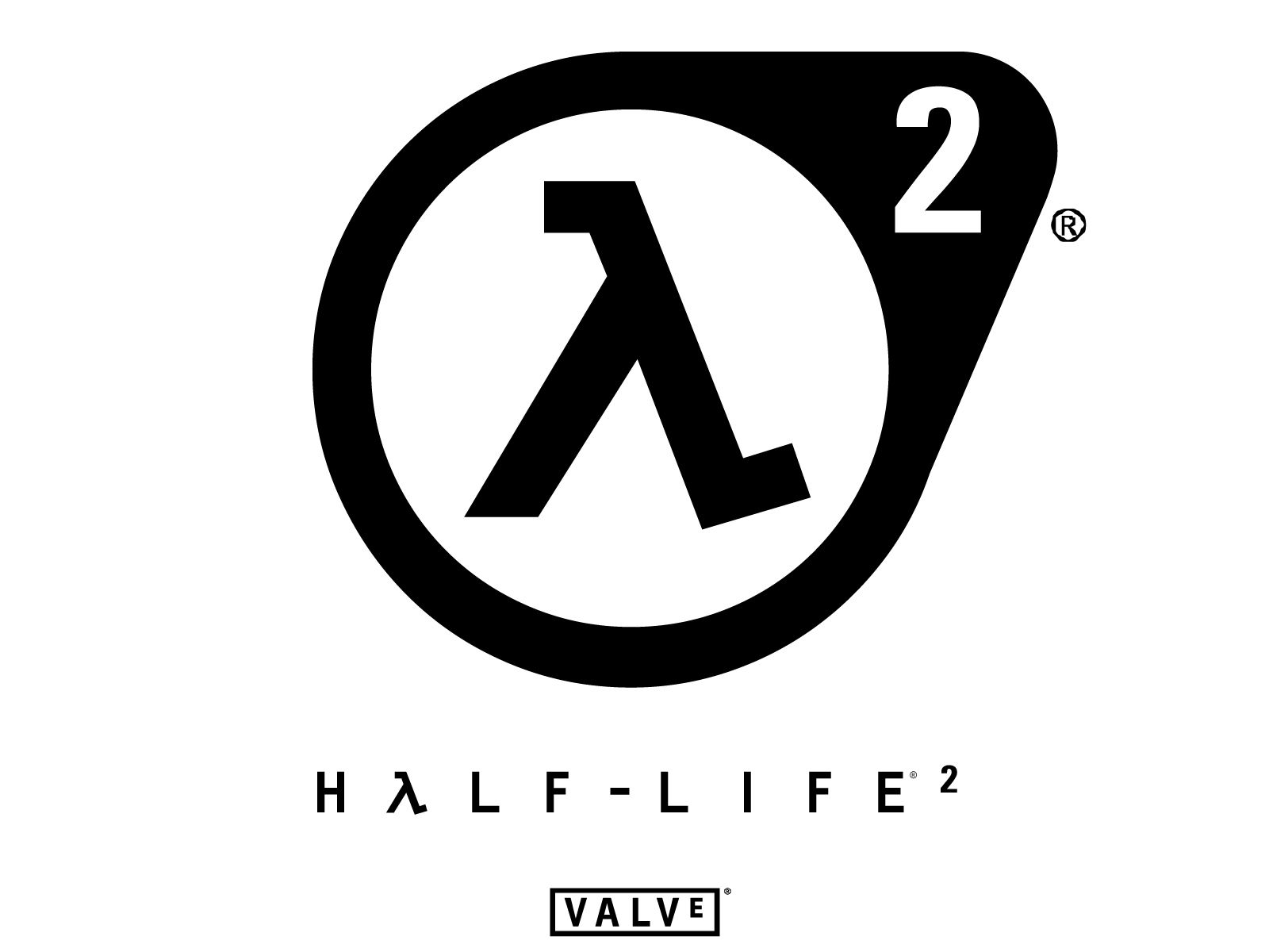 Logotype Of Half Life 2 By Valve Corporation