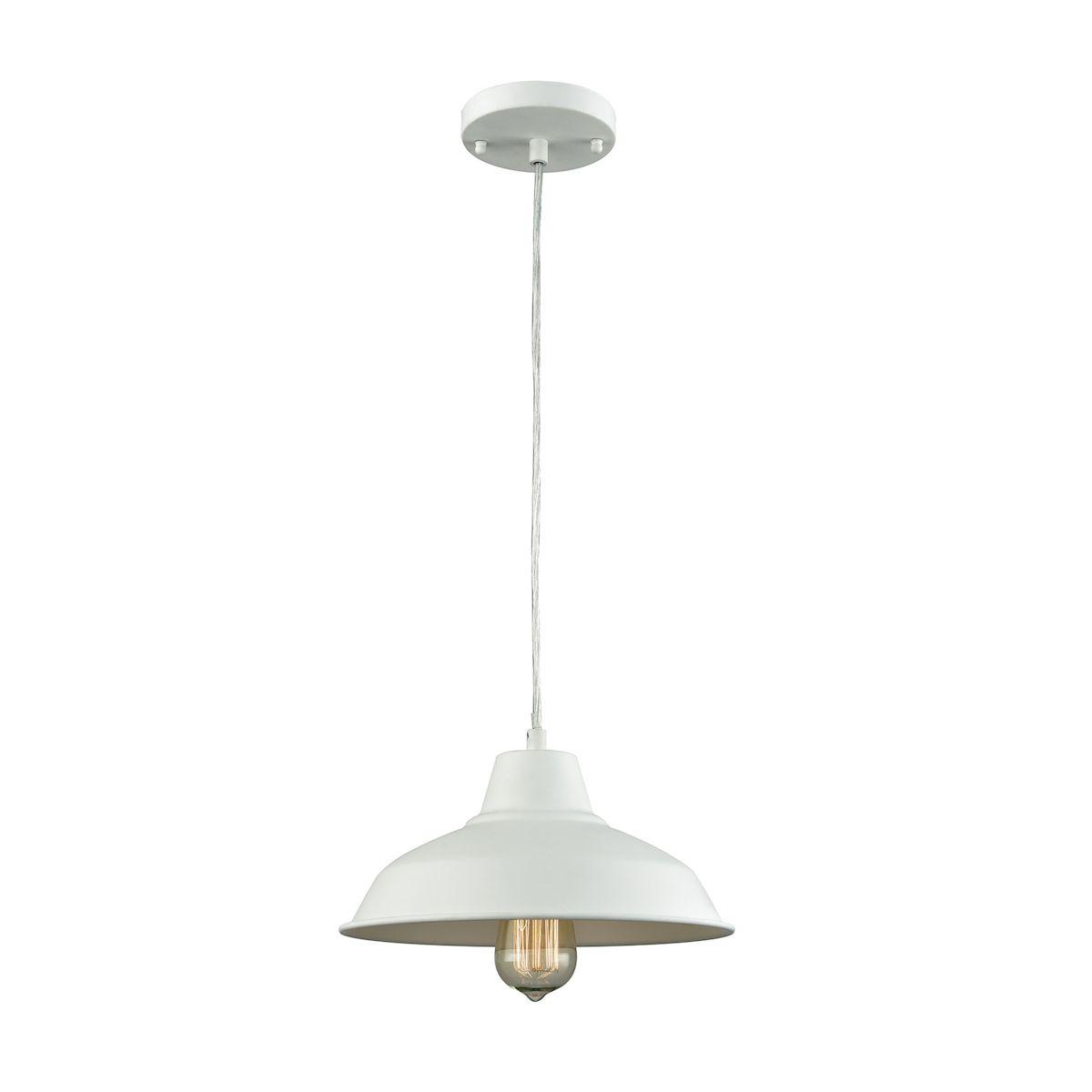 Thomas Lighting Cn770144 Clic Loft 1 Light Pendant In