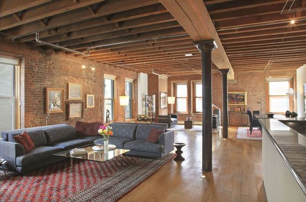 Orlando Bloom Is Ing His Stylish New York City Loft Click Through For A Tour Lonny