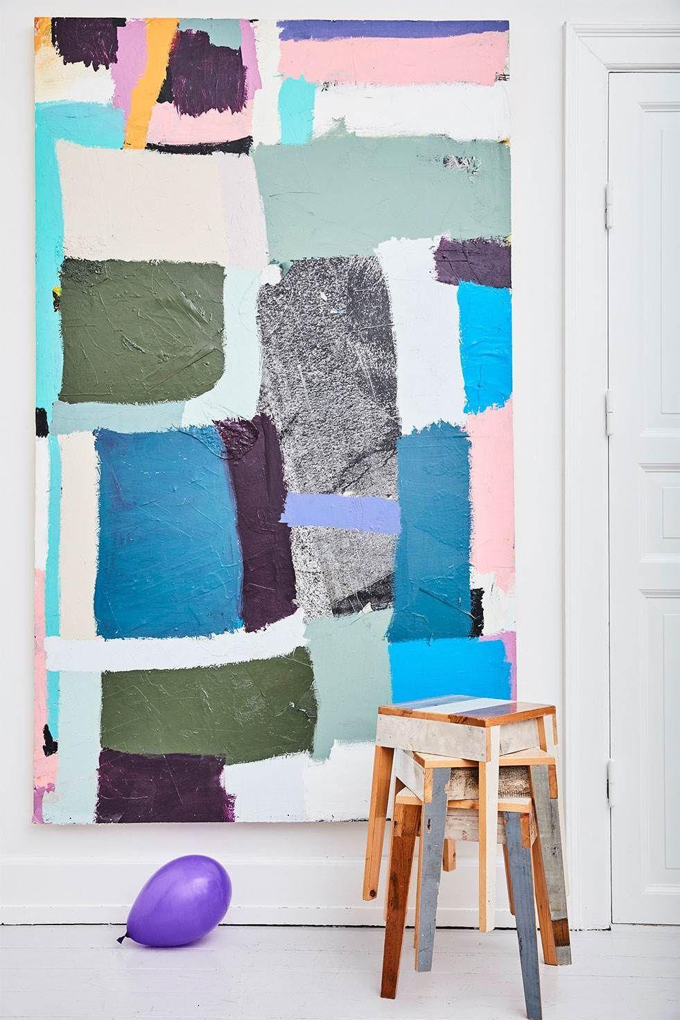 Kom Indenfor Hos Det Kreative Aegtepar Bag Det Succesfulde Modebrand Ganni Ditte Og Nicolaj Reffstrup Kreativ Farver Fotokunst