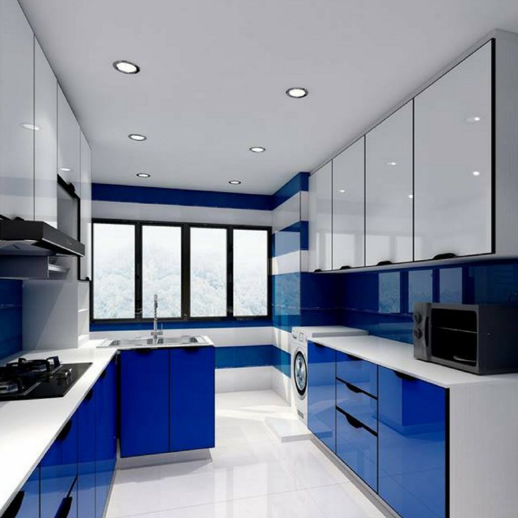 Pros And Cons Of Aluminium Kitchen Cabinets House Of Countertops Aluminum Kitchen Cabinets Aluminium Kitchen Kitchen Cabinet Colors