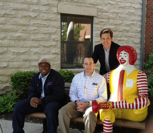 THANKS!! Love y'all! Mr. Appliance of Southeast Columbus supports RMHC of Central Ohio