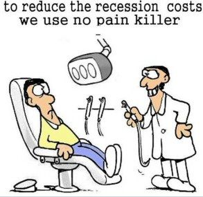 Dental Quotes Fascinating How To Deal With The Economy  Dental Funnies  Pinterest