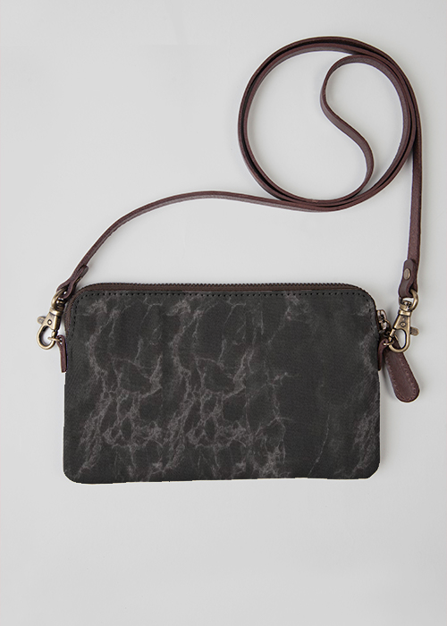VIDA Statement Clutch - Elephants by VIDA gu8CffTEF