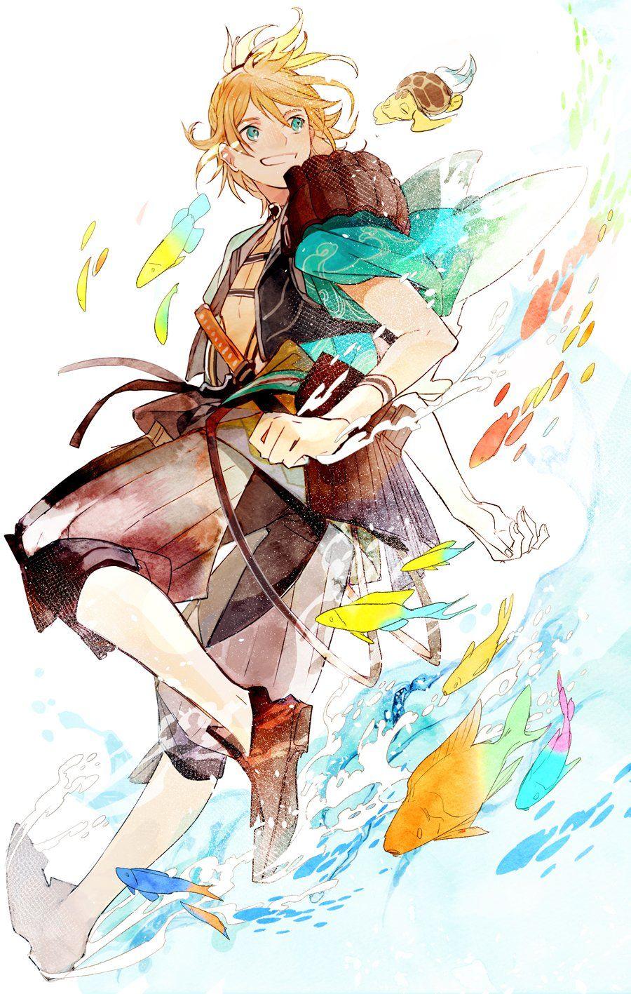 イラスト 男 | 刀剣乱舞 | pinterest | como desenhar mangá、anime