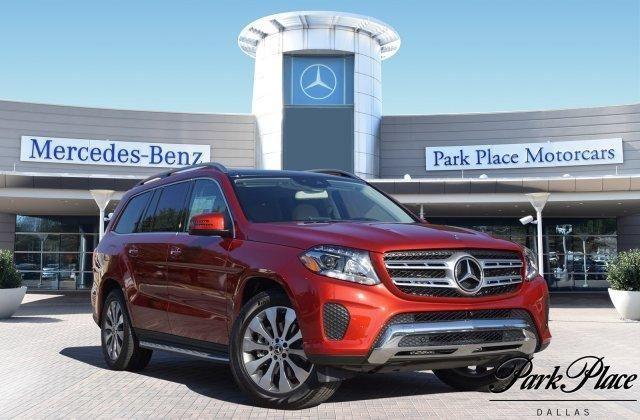 2018 Mercedes Benz GLS Vehicle Photo In Dallas, TX 75209