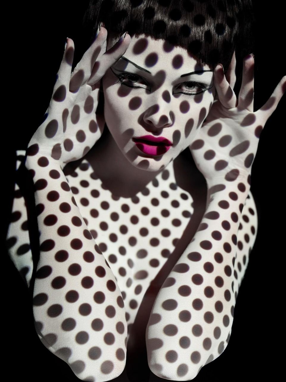 Painting with light: Solve Sundsbo (Dots)