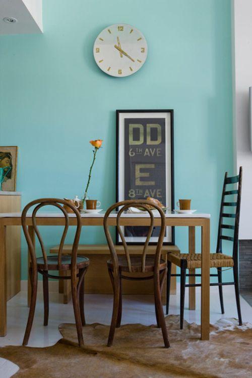 Chic cham plonge dans le turquoise Rooms Pinterest Salle