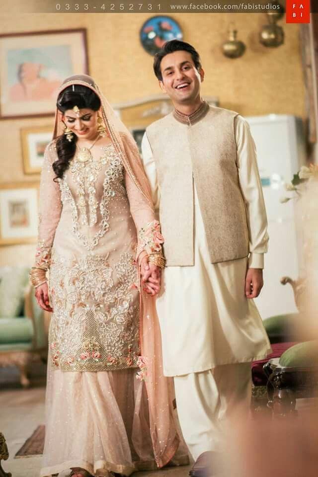 Pakistani dresses for nikah