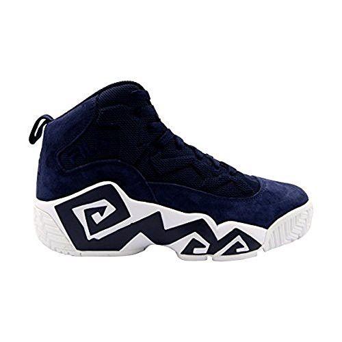 Fila Men's MB Mesh Navy/White Sneakers Shoes Sz: 10.5 in 2019 ...