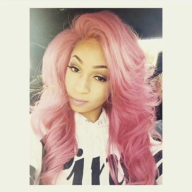 Dmegys Blog All My Ladies Is Unnatural Hair Colour A New Tren
