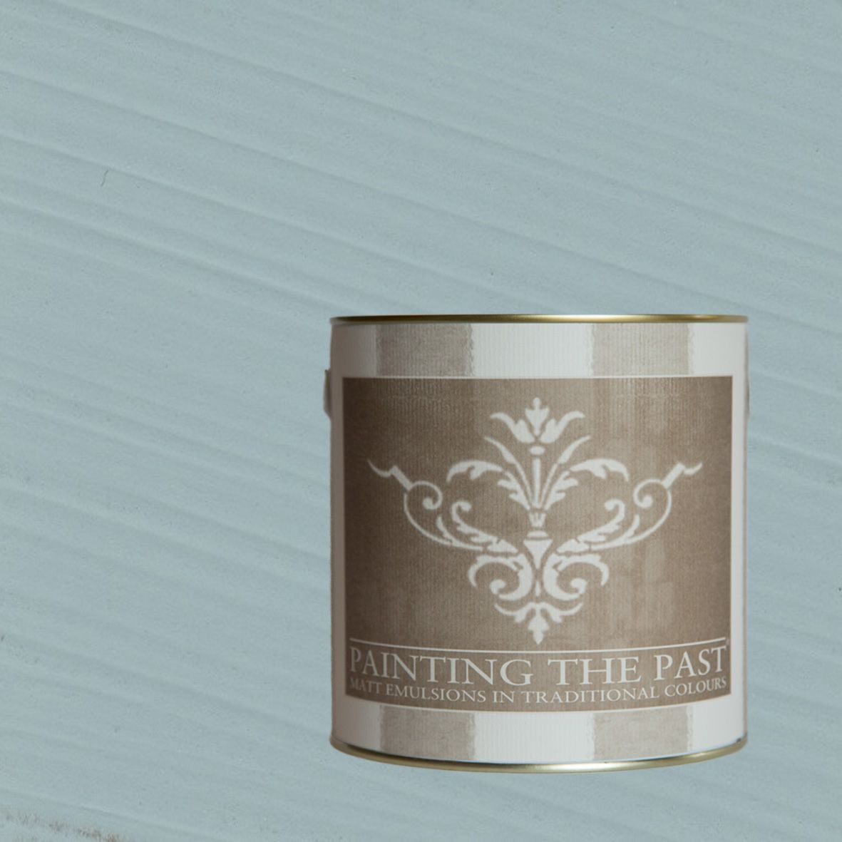 Mint Wandfarbe: Painting The Past