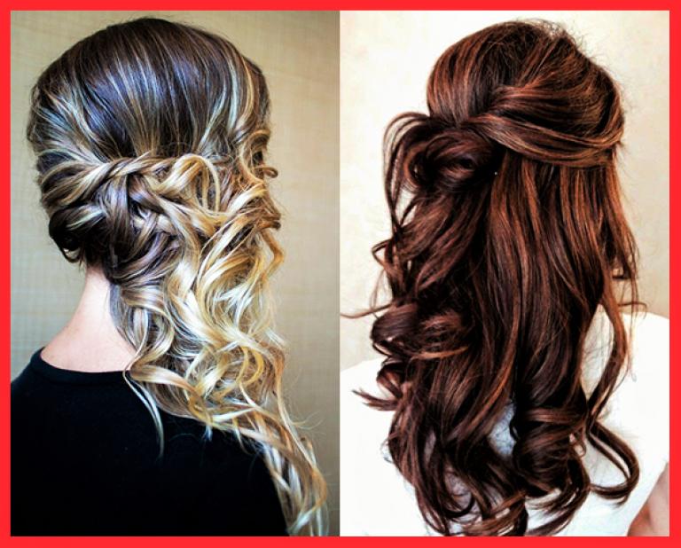 Einfache Frisuren Mit Locken Fur Langes Haar Frisur Ideen Locken Fur Lange Haare Haar Styling Locken Frisuren