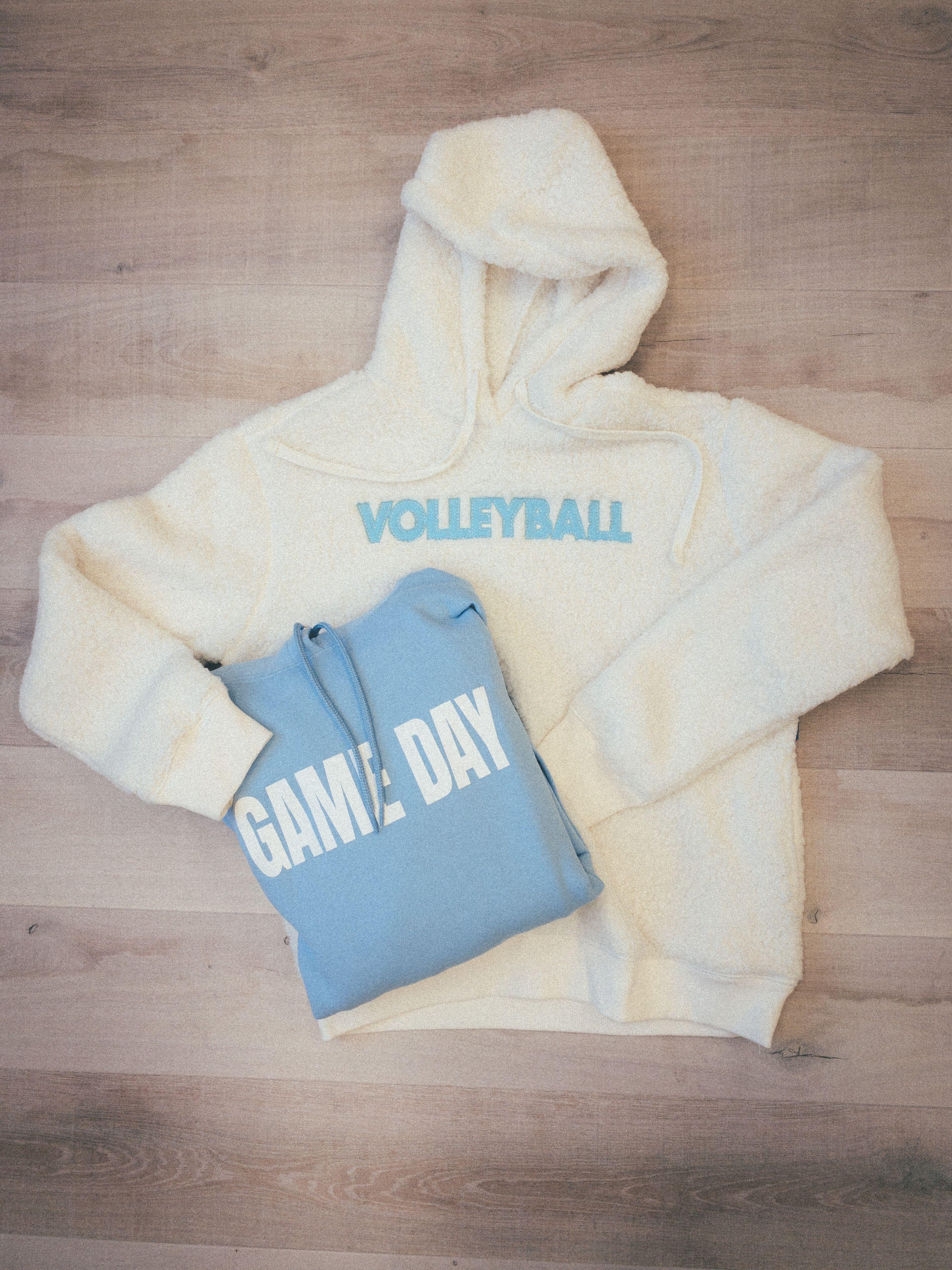 Volleyball Hoodies In 2020 Comfortable Hoodies Custom Hoodies Women Volleyball