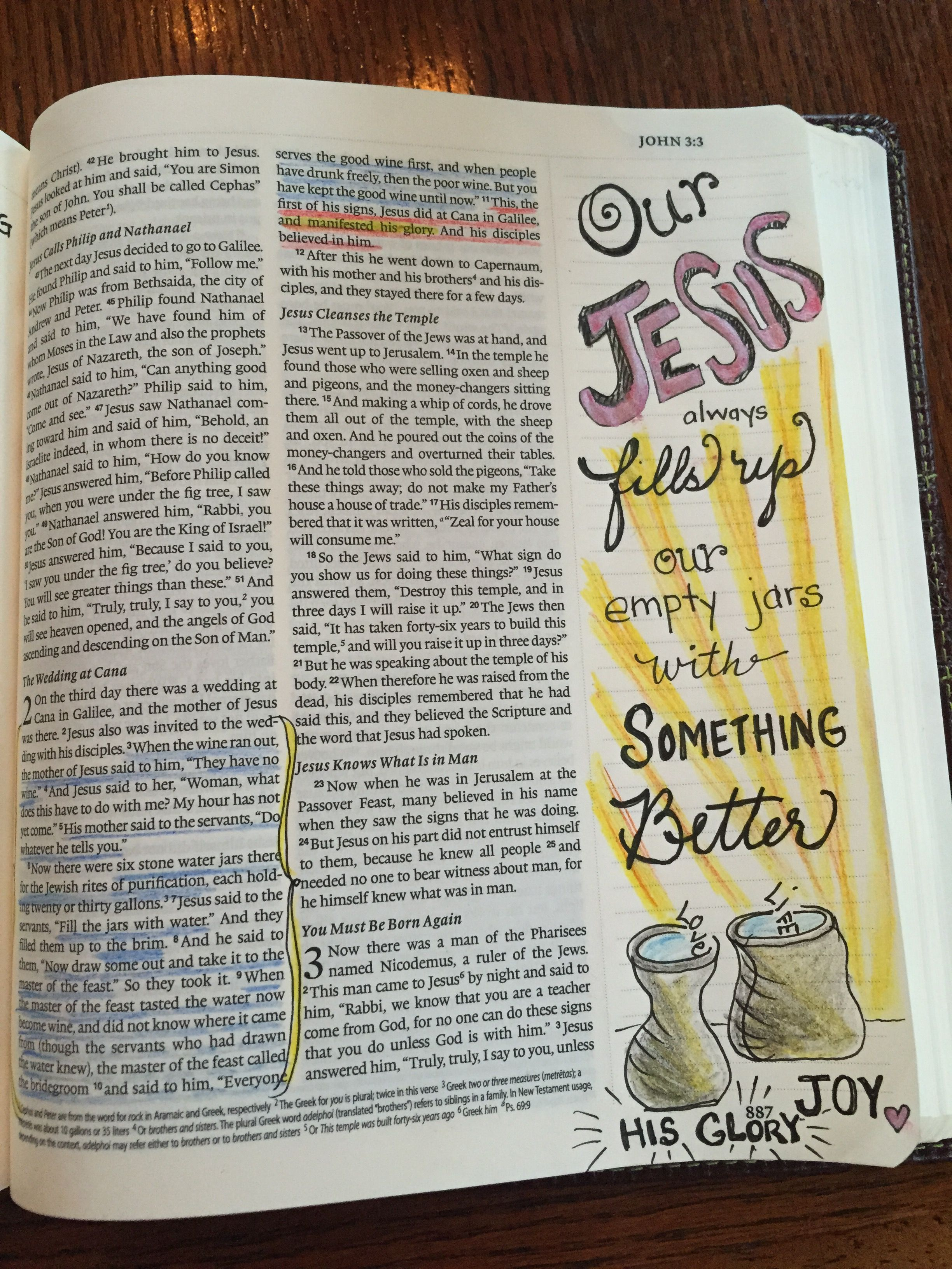 Created by Shelley Krupa - Bible Journaling