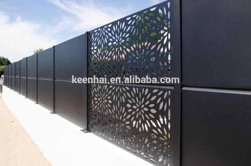 Pin On Fence Design