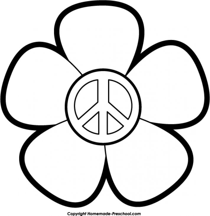 Peace Sign Coloring Letscolorit.com | diy | Pinterest | Peace ...