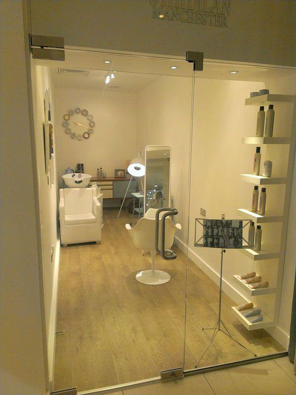 Home Spa Design Ideas: Hair Salon Design Ideas For Small Spaces