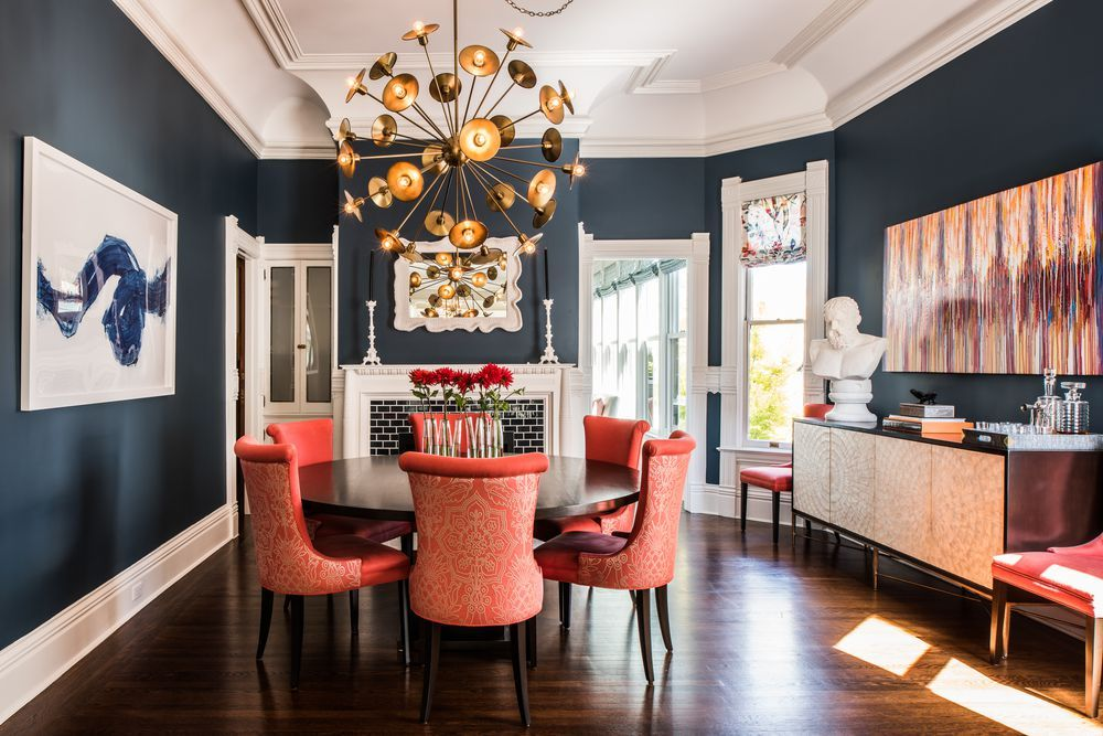 13 Of The Best Blue Paints For Your Home Wall Paint Ideas Room