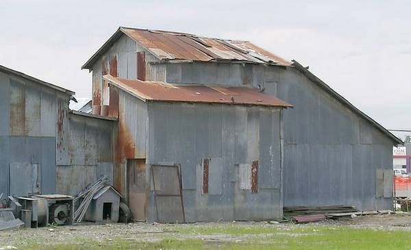 Colors Greys Image By Act 2 Creations Corrugated Metal Steel Buildings Metal Structure