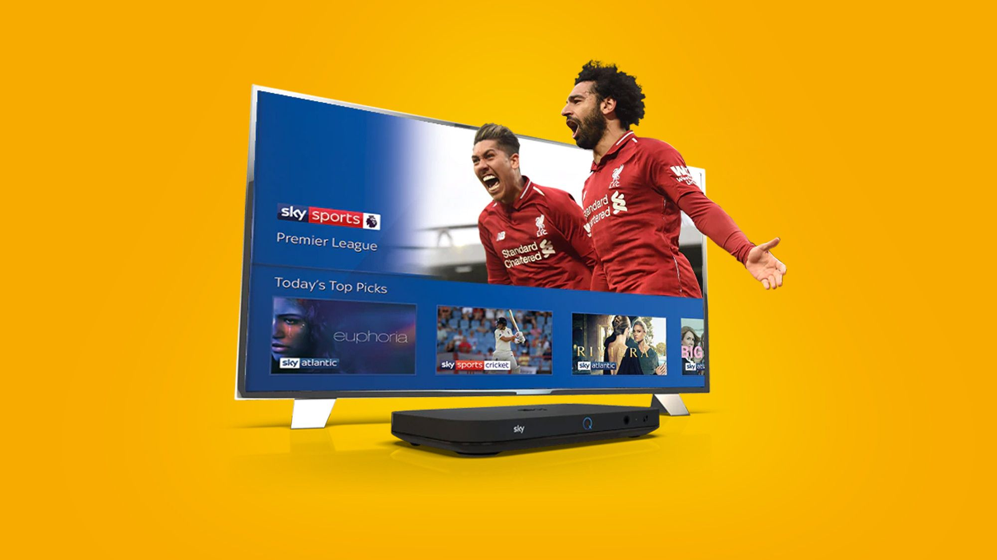 Save up to £250 with these Sky TV deals with Sky Sports
