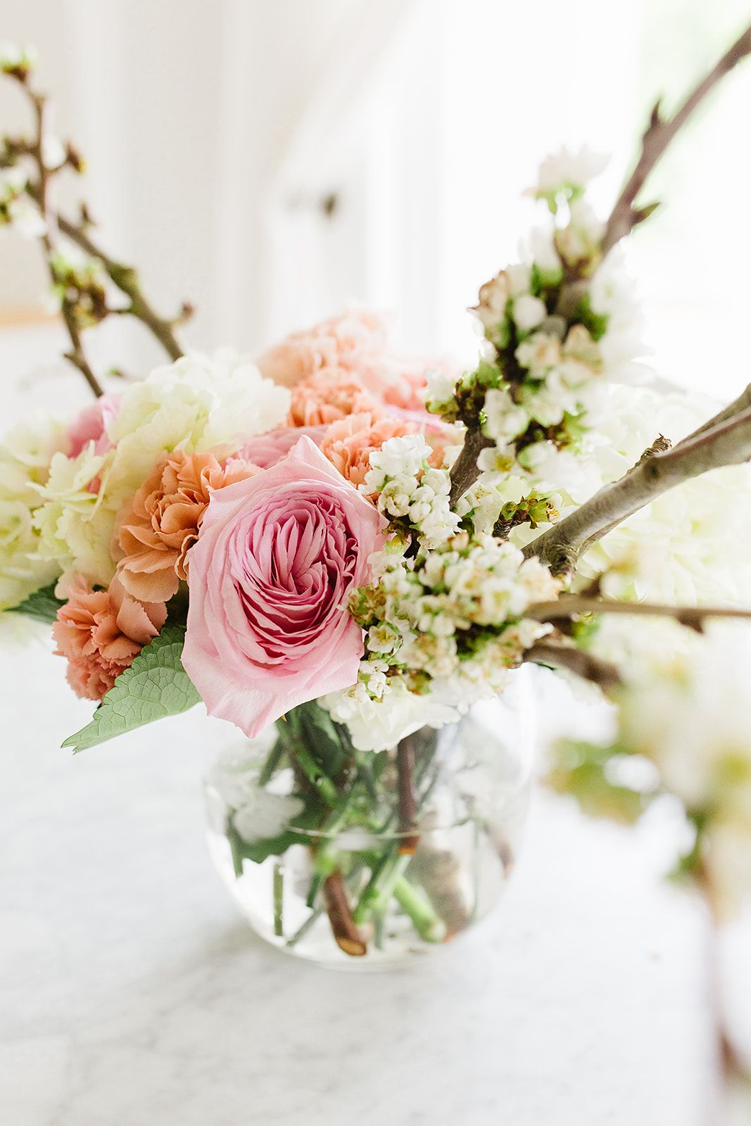 How to make your floral arrangements last longer at home