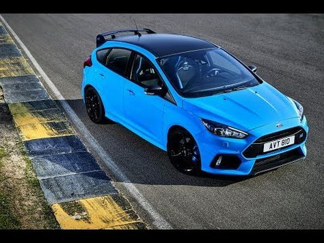 Euro Spec Ford Focus Rs Also Getting Limited Slip Diff Option Ford Focus Rs Focus Rs Ford Focus