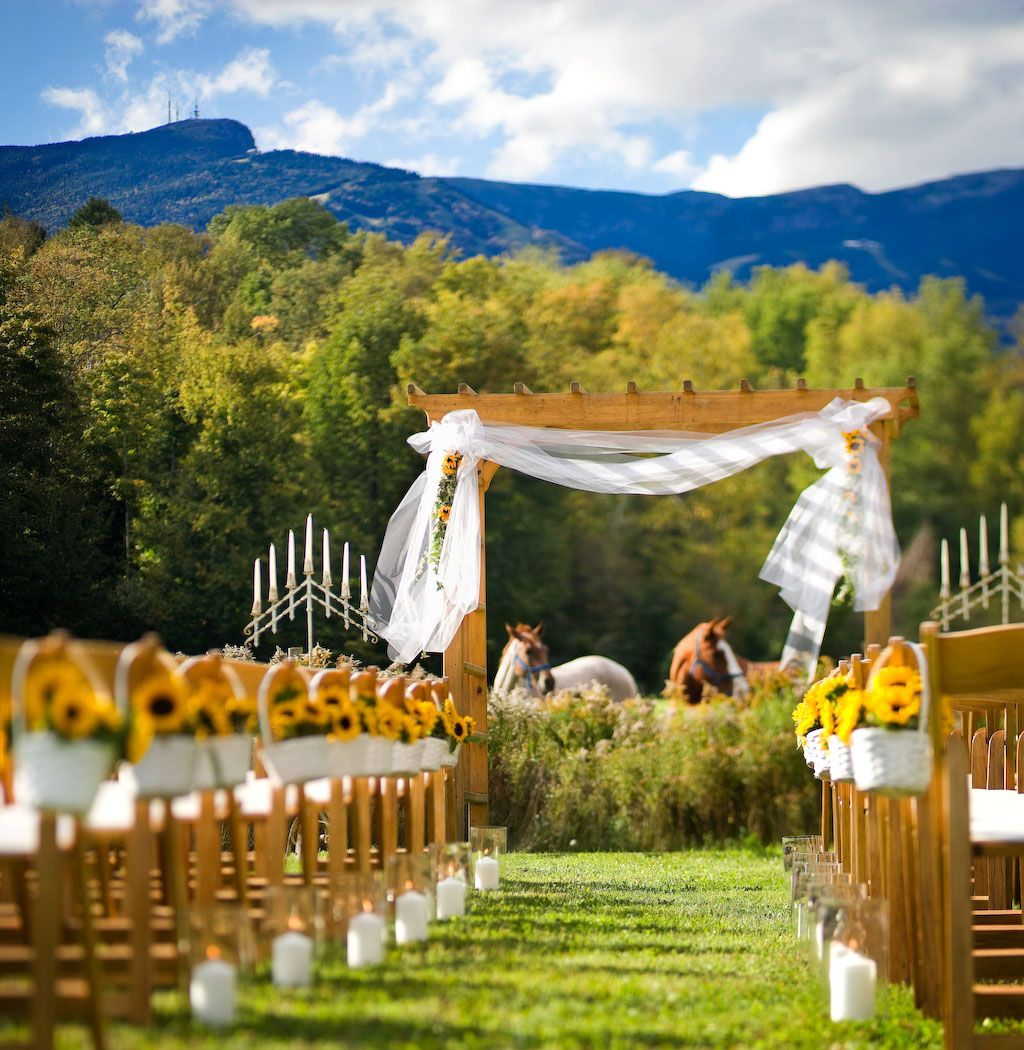 Vermont Wedding Venues.Welovevermont Wedding Site Arbor At Topnotch Resort And Spa